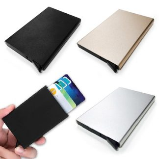 NCH0140 RFID Blocking Card Holder