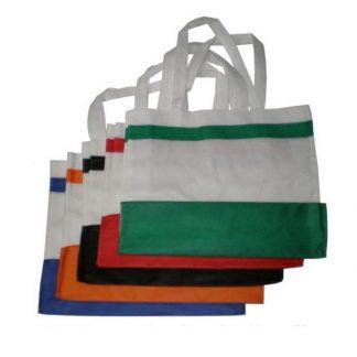 NWB0008 - 80gsm Non Woven Bag with Cardboard Base