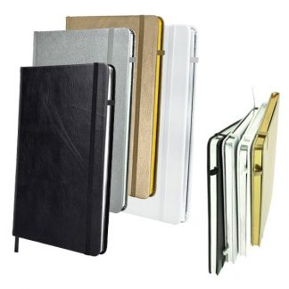 ORN0257 A5 Metallic Notebook