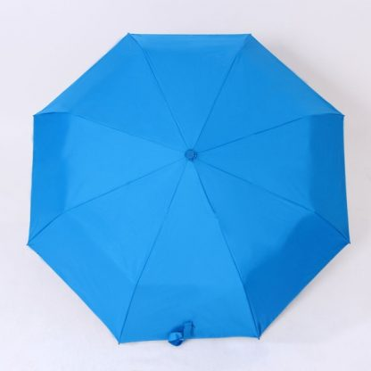 UMB0098 – 21″ Auto Open and Close Foldable UV Umbrella - Outer