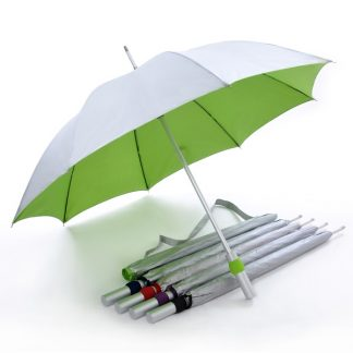 UMB0100 24″ Auto Open UV Long Umbrella