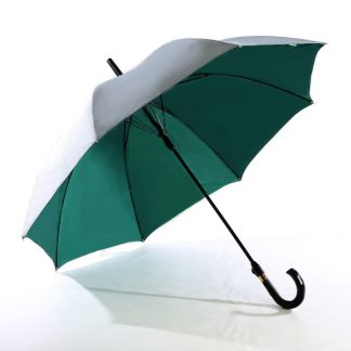 UMB0101 24″ Auto Open and Close UV Umbrella - Green