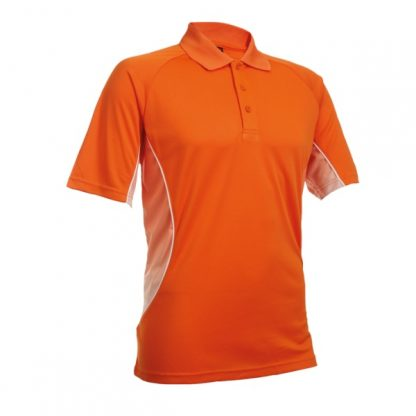 APP0082 Quick Dry Sublimation Printing Polo T-shirt