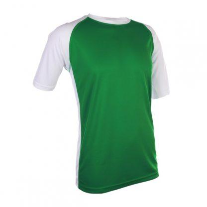 APP0093 Quick Dry Raglan T-shirt - Milo Green/White