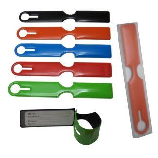 LSP0473 PVC Luggage Tag