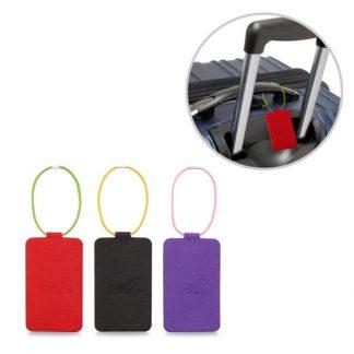 LSP0616 PU Luggage Tag