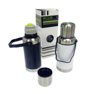 MGS0470 Thermos Flask with Handle - 360ml