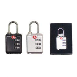 TT0289 3-Dial Combination TSA Padlock