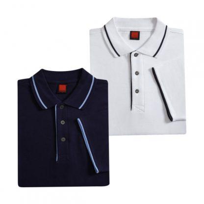 APP0047 Horizon Plain Polo T-shirt