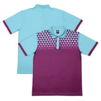 APP0096 Quick Dry Sublimation Printing Polo T-shirt