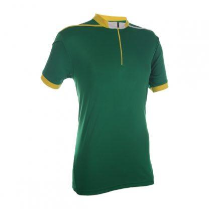 APP0098 Quick Dry Zip Neck T-shirt
