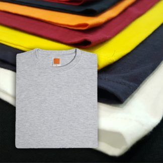 100% Cotton and Cotton Interlock T-shirt