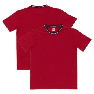 APP0169 Single Jersey Round Neck T-shirt