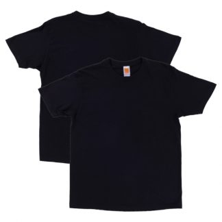 APP0181 Superior Cotton Round Neck Plain T-shirt
