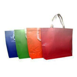 BG0454 Laminated Shopping Bag