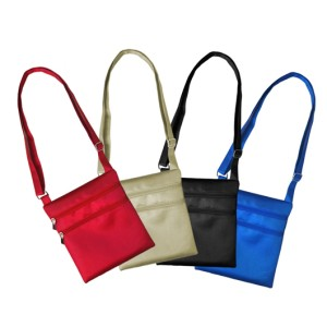BG0723 2-compartments Sling Pouch