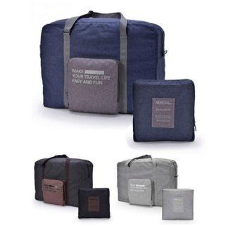 BG0833 Lightweight Foldable Duffle Bag