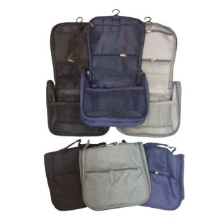 BG0836 Hanging Toiletry Travel Pouch