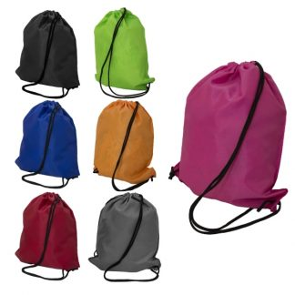BG0977 Nylon Drawstring Bag