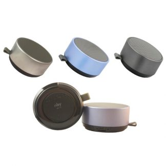 IT0481 Metal Bluetooth Speaker with Portable Loop