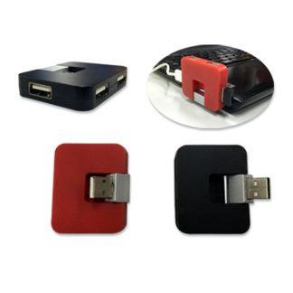 IT0483 - 4 Ports USB Hub