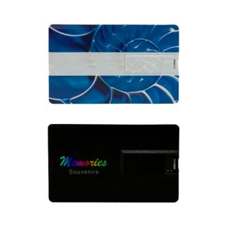 IT0531 Customised Credit Card USB Flash Drive – 8GB