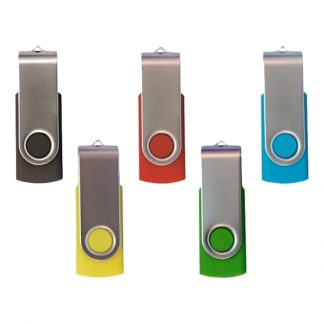 IT0586 Metal USB Flash Drive – 8GB