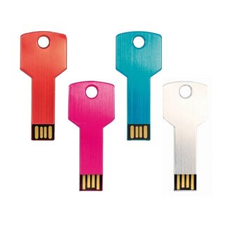 IT0588 Key Shaped USB Flash Drive – 8GB