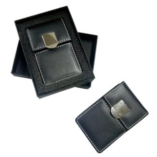 LGD1024 PU Namecard Holder with Magnetic Button