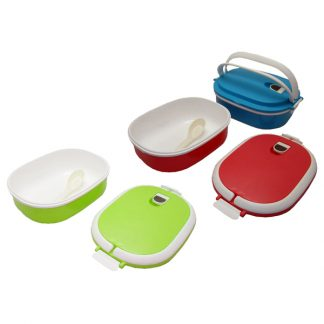 LSP0461 Airtight Lunch Box with Spoon