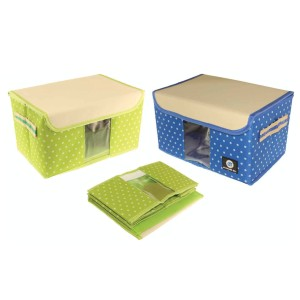 LSP0494 Foldable Storage Box - 13L Capacity