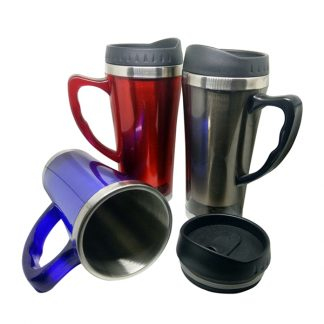 MGS0202 Stainless Steel Tumbler with Handle - 450ml