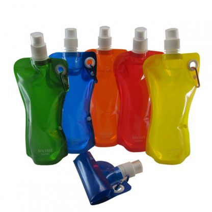 MGS0380 Collapsible Water Bottle - 580ml