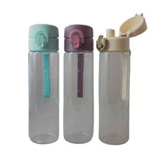 MGS0472 Tritan Bottle with Silicone Strap - 400ml