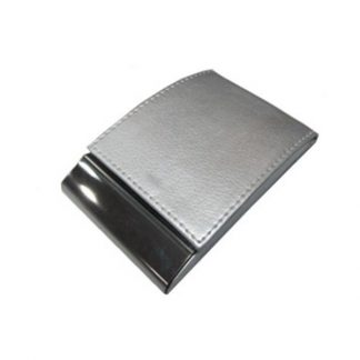 NCH0104 PU Namecard Case with Metal Base