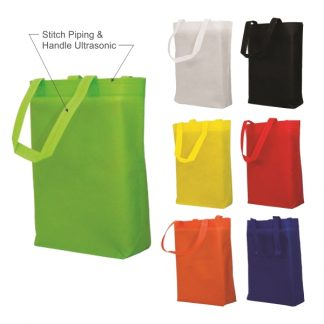 NWB0057 Non-Woven Bag with Handle Ultrasonic Finished