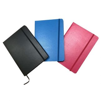 ORN0233 A5 Faux Leather Notebook