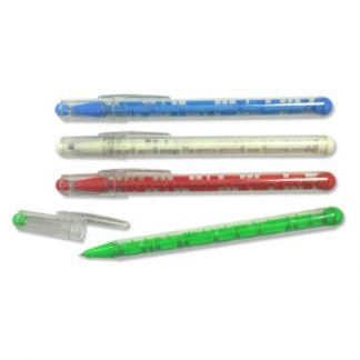 PEN0544 Plastic Maze Pen