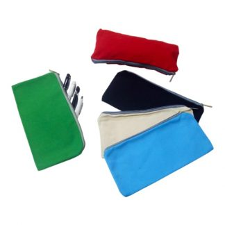 STA0584 Canvas Pencil Case