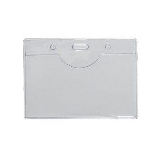 STA0681 PVC ID Card Holder - Landscape