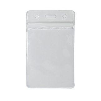 STA0683 PVC Waterproof ID Card Holder – Portrait
