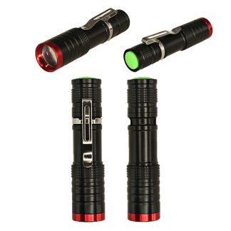 TT0330 Adjustable Zoom Torchlight
