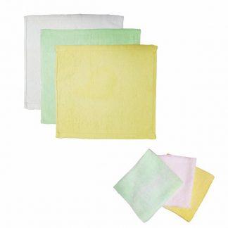 TWL0032 Cotton Square Face Towel