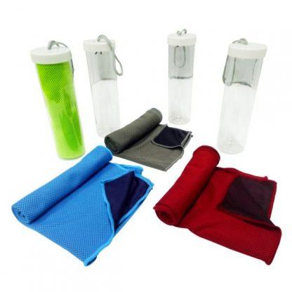 TWL0036 Cooling Towel in PVC Tube