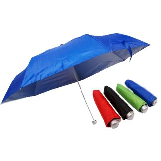 "UMB0020 - 21"" Superlight 3-Fold UV Umbrella with Sleeve"