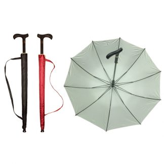 UMB0022 - 23 inches Walking Stick Umbrella with UV Protection