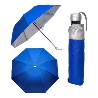 UMB0108 – 21″ 3 Fold Manual Open Umbrella