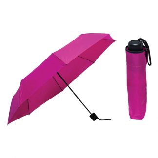 UMB0109 – 21″ 3 Fold Manual Open Umbrella