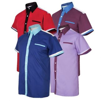 APP0201 Short Sleeve Corporate Shirt