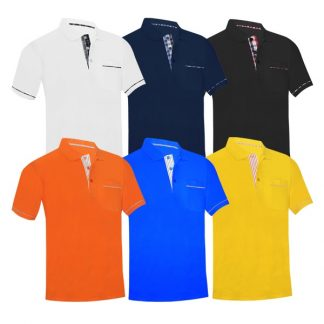 APP0204 Honey Comb Polo Tee